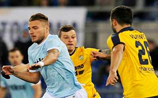Lazio vs Hellas Verona