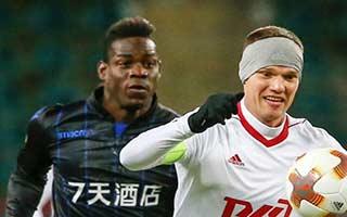 Lokomotiv Moscow vs Nice