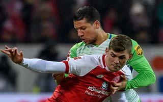 Mainz vs Wolfsburg