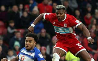 Middlesbrough vs Reading