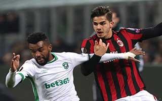 AC Milan vs Ludogorets Razgrad