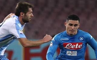 Napoli vs Lazio