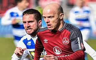 Nurnberg vs Duisburg