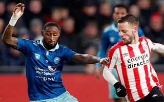 PSV Eindhoven vs Excelsior