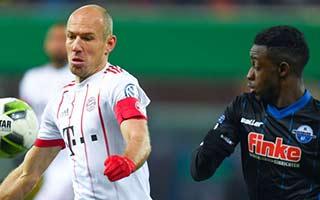 Paderborn vs Bayern Munich