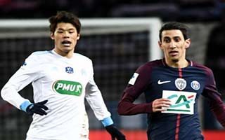 Paris Saint-Germain vs Marseille