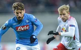 RasenBallsport Leipzig vs Napoli