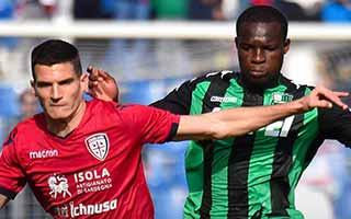 Sassuolo vs Cagliari