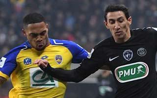 Sochaux vs Paris Saint-Germain