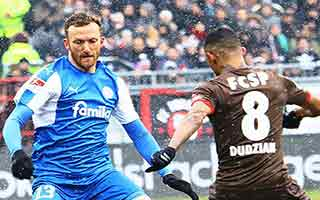 St. Pauli vs Holstein Kiel