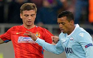 Steaua Bucharest vs Lazio