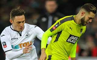 Swansea City vs Notts County