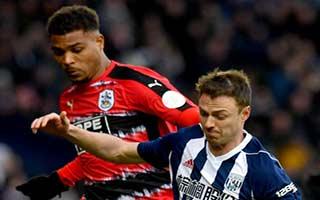 West Bromwich Albion vs Huddersfield Town