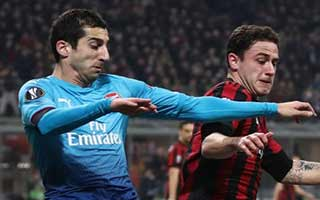 AC Milan vs Arsenal