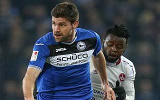 Arminia Bielefeld vs Nurnberg