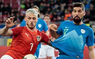 Austria vs Slovenia