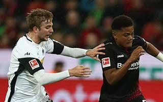 Bayer Leverkusen vs Borussia Monchengladbach