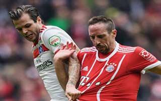 Bayern Munich vs Hamburger SV