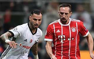 Besiktas vs Bayern Munich