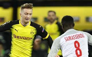 Borussia Dortmund vs Salzburg