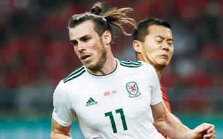 China vs Wales