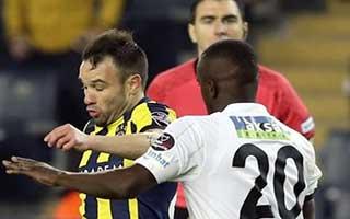 Fenerbahce vs Akhisar Belediyespor