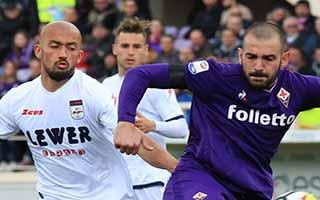 Fiorentina vs Crotone