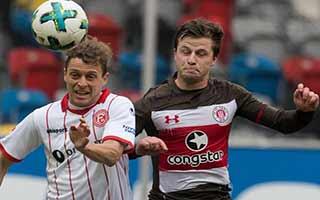 Fortuna Dusseldorf vs St. Pauli