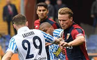 Genoa vs SPAL 2013