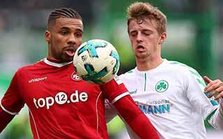 Greuther Furth vs Kaiserslautern