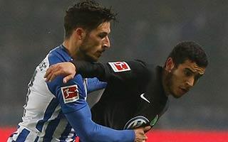 Hertha Berlin vs Wolfsburg