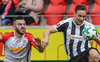 Jahn Regensburg vs Sandhausen