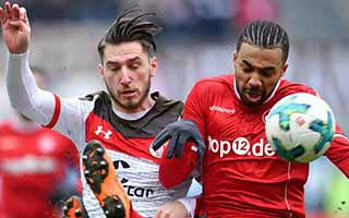 Kaiserslautern vs St. Pauli