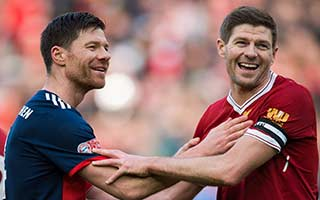 Liverpool Legends vs Bayern Munich Legends