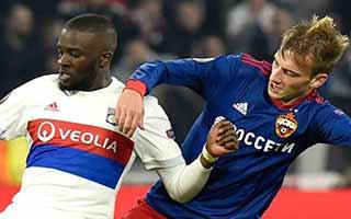 Lyon vs CSKA Moscow