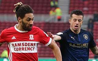 Middlesbrough vs Barnsley
