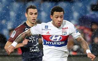 Montpellier vs Lyon