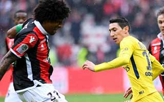 Nice vs Paris Saint-Germain