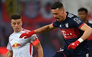RasenBallsport Leipzig vs Bayern Munich