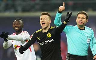 RasenBallsport Leipzig vs Borussia Dortmund