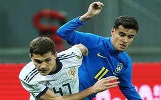 Russia vs Brazil