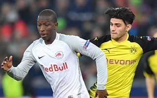 Salzburg vs Borussia Dortmund