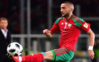 Serbia vs Morocco