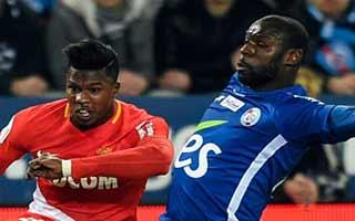 Strasbourg vs AS Monaco