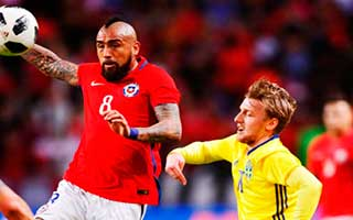 Sweden vs Chile