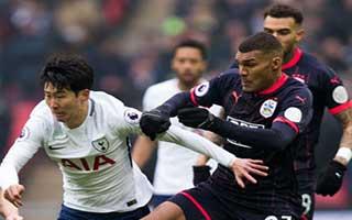 Tottenham Hotspur vs Huddersfield Town