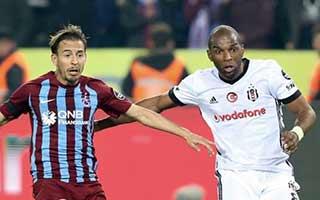 Trabzonspor vs Besiktas