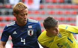 Japan vs Ukraine