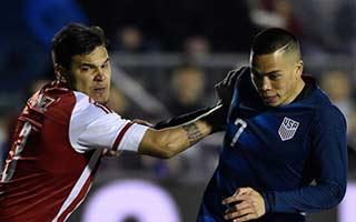 United States vs Paraguay