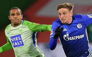 Wolfsburg vs Schalke